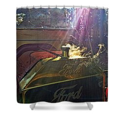 Hot Ford Shower Curtain