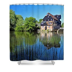 Houghton Mill Shower Curtain