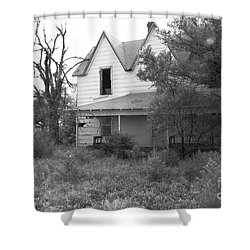 House At The End Of The Street Shower Curtain