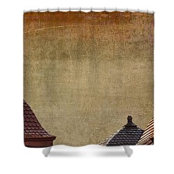 House Of Time Shower Curtain