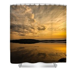 How Great Thou Art Shower Curtain