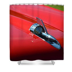 Shower Curtain featuring the photograph Hr-12 by Dean Ferreira