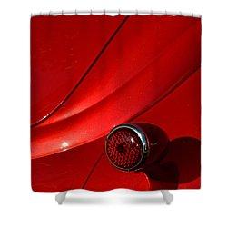 Shower Curtain featuring the photograph Hr-20 by Dean Ferreira