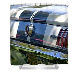 Shower Curtain featuring the photograph Hr-22 by Dean Ferreira