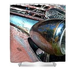 Shower Curtain featuring the photograph Hr-32 by Dean Ferreira