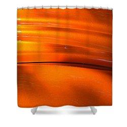Hr-38 Shower Curtain by Dean Ferreira