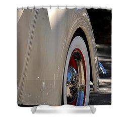 Shower Curtain featuring the photograph Hr-40 by Dean Ferreira