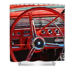 Shower Curtain featuring the photograph Hr-41 by Dean Ferreira
