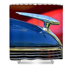 Shower Curtain featuring the photograph Hr-45 by Dean Ferreira
