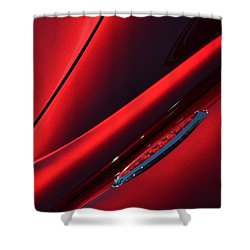 Hr-52 Shower Curtain by Dean Ferreira