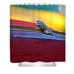 Hr-60 Shower Curtain by Dean Ferreira