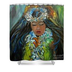 Hula  Shower Curtain