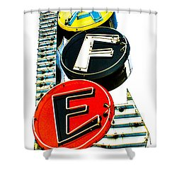 Hungry?  Shower Curtain
