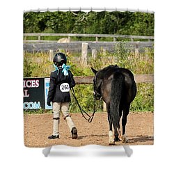 Hunter Walk Shower Curtain