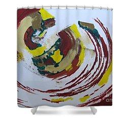Hurricane Shower Curtain