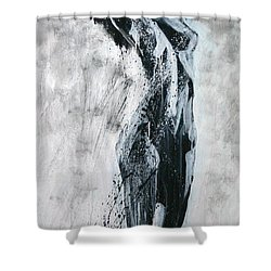 I Am Alive Shower Curtain