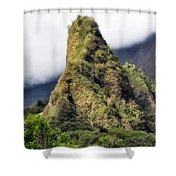Iao Valley 47 Shower Curtain