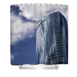 Iberdrola Tower Shower Curtain