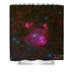 Ic 2944, A Large H II Region Shower Curtain by Robert Gendler