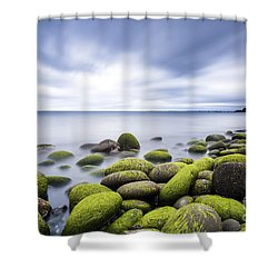 Iceland Tranquility 3 Shower Curtain
