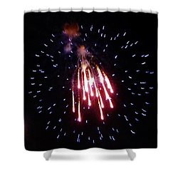 Shower Curtain featuring the photograph Icicles by Amar Sheow