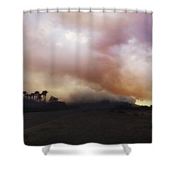 If I Let You Down Shower Curtain by Laurie Search