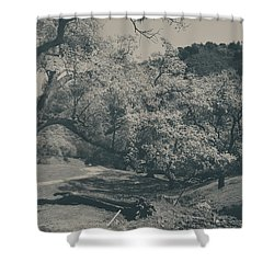 If You Get Lonely Shower Curtain by Laurie Search