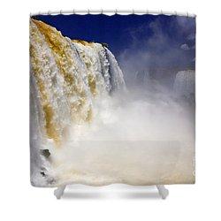 Iguazu Falls I Shower Curtain