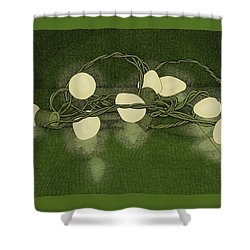 Illumination Variation #1 Shower Curtain by Meg Shearer