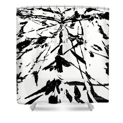 I'm Here Shower Curtain