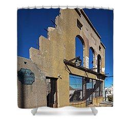 Im Still Standing Shower Curtain by Scott Campbell