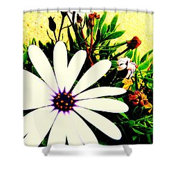 Shower Curtain featuring the photograph Imagination Growing by Faith Williams