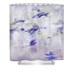 Imagine - M11v10 Shower Curtain by Variance Collections