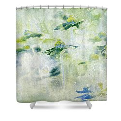 Imagine - M11v15 Shower Curtain by Variance Collections