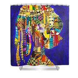 Imani Shower Curtain