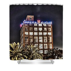 Imperial Sugar Mill Shower Curtain