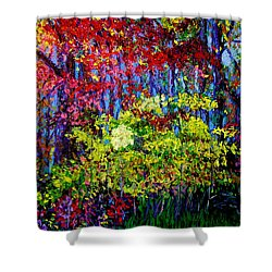 Impressionism 1 Shower Curtain by Stan Hamilton