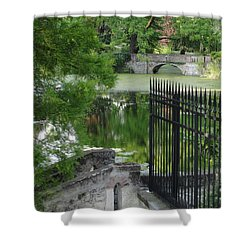 In Your Dreams Shower Curtain by Natalie Ortiz