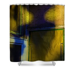In Mourning Shower Curtain