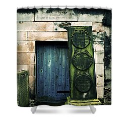 In Old Calton Cemetery Shower Curtain by RicardMN Photography