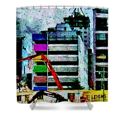 In Technicolor  Shower Curtain by Steve Taylor