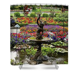 Shower Curtain featuring the photograph In Living Color by Natalie Ortiz