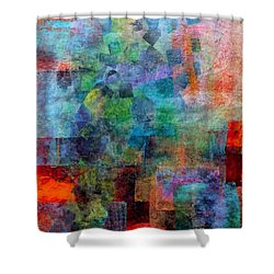 In The Wind Shower Curtain by Jim Whalen