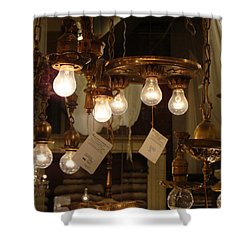 Incandesense Shower Curtain