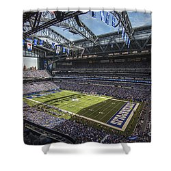 Indianapolis Colts 1 Shower Curtain