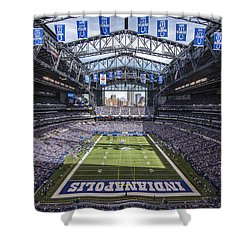 Indianapolis Colts 2 Shower Curtain