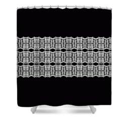 Infinity Panorama Shower Curtain
