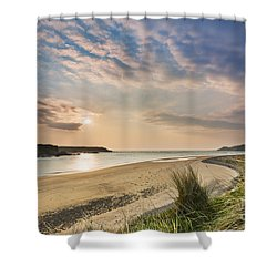 Inishowen - Donegal - Ireland Shower Curtain by Rod McLean