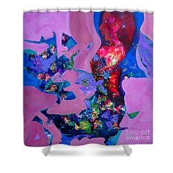 Inner Dream  Sold  Out Shower Curtain