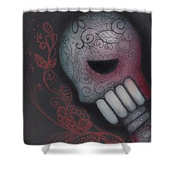 Inner Feelings Shower Curtain